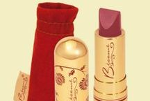 Besame Dusty Rose Red Lipstick / Dusty Rose is a lipstick in a tone from 1969. / by Besame Cosmetics Store