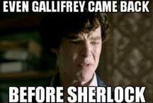 Doctor Who & Sherlock / by Delaney Pietsch