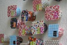 Bricolages en recyclage  / by La cour des petits
