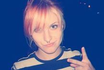 Hayley Williams / by Pinky