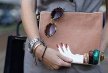 What's In Your Bag? / Dreamy handbags. / by Greet The Sun