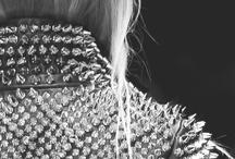 Tough Love / Leather, studs, & general tough-ness. / by Greet The Sun