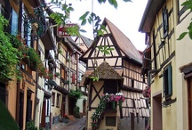 Like a Fairy Tale / Quaint cottages, castles, Disney characters...anything that reminds of fairy tales. / by Greet The Sun