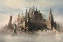Medieval/Fantasy / by Isaiah Ortega