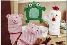 Crochet fun! / by Deb L