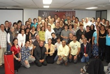 NLP Practitioner: Sydney [May 2011] /   Last May of 2011, Drs. Tad and Adriana James conducted the NLP Practitioner Certification Training in Sydney, Australia.  / by Tad James Company
