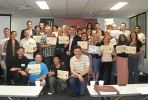 NLP Practitioner: Sydney [October 2011] /  This was our NLP Practitioner Certification Training in Sydney, Australia with Brad Greentree last October 2011. #NLP #NLPTraining / by Tad James Company