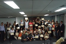 NLP Trainer's Training: Sydney [October 2011] / Last October of 2011, Drs. Tad and Adriana James conducted the NLP Trainer's Training in Sydney, Australia. #NLPTraining / by Tad James Company