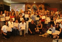 NLP Master Practitioner: Las Vegas [July 2011] / Last July of 2011, Drs. Tad and Adriana James conducted the NLP Master Practitioner Training in Las Vegas, Nevada.  / by Tad James Company