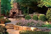 Garden & Outdoor Spaces / by Heather P