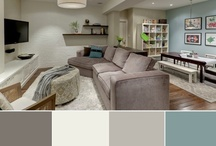 Rooms, furniture and DIY projects / by mandalieth