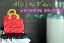 Decorating 101 / Cake, Cookies , Cupcakes and more decorating techniques  / by Joan Buenaventura