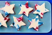 July 4th~ Red, White and Blue / by Suzanne Wilson