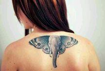 Tattoos / by Merlin Rule