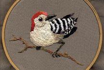 Bordados - Embroidery - Bids Embroidery / by Ricardo Albuquerque