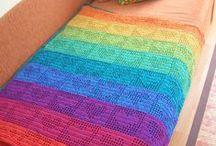 Crochet ☯☮ॐ / by Blanca Giménez
