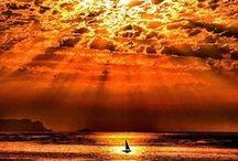 Sunset / by Lizanne Shabani