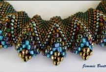 Beading / Styles, Patterns, Gems, Media, Color, Era Everything to Inspire me / by LalaDedah