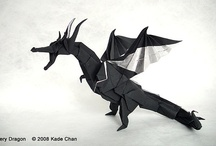 Origami :) / by Aneese Buckler