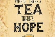 need my daily morning tea :-) / by Ina Burger