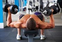 Exercises for Men / Exercises for men. http://www.FamilyFitnessMichigan.com 14-Day Free Pass. / by Family Fitness