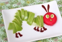 Fun Food / Bento and other lunch box ideas, snacks, food pictures, etc. / by Elinor Dashwood