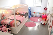 Kid's rooms / by Becky Brown