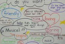 Art Classroom/education Ideas / Ideas for the art classroom along with Art Ed topics. / by Gloria Byers