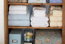 organization and storage / by kate simon