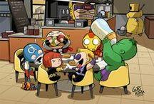 Super Friends  / by Kari Ann Bathke