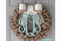 front door love / by kate simon
