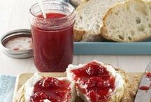 Canning Jams, Jelly, Marmalades, Chutney Preserves / by Barbara Edwards