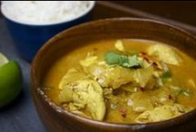Food - Curry! / by Lisa Abrons