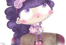 Ilustraciones Infantiles / by Pamela Alejandra