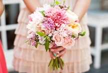 Wedding - bouquets / by Susan Vance-Huxley