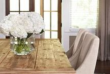 :: design | DINING ROOMS :: / by Eugenie Terrace | Chicago