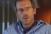 Many Faces Of Hugh Laurie / by Robyn Bychak