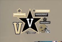 Vanderbilt Commodores Fan Zone - SEC / SEC Fan Zone Challenge! Which SEC team has the most followers? You decide!  / by Sissy