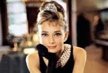 Audrey Hepburn / by Mme. Monique