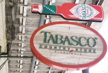 Tabasco & Peppers / by Debbie Cole