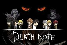 Death Note / by Meow from Mars