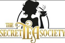 The Secret Tea Society / Sharing a love of afternoon tea / by The Secret Tea Society