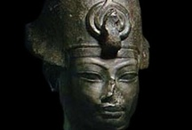 Egyptian Sculptures / by Ancient Sculpture Gallery