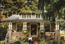 Dream Craftsman Home / by Miriam Wiebe
