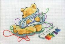 cross stitch / by Susan Richards