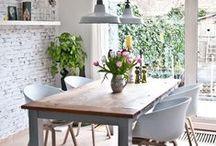 JADALNIA / dining room / Realizacje, projekty, inspiracje / Interior inspirations / by Homebook.pl