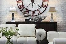 SALON / living room / Realizacje, projekty, inspiracje / Interior inspirations  / by Homebook.pl