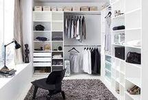 GARDEROBA / wardrobe / Realizacje, projekty, inspiracje / Interior inspirations  / by Homebook.pl