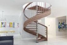 SCHODY / stairs  / Realizacje, projekty, inspiracje / Interior inspirations, stair inspirations / by Homebook.pl