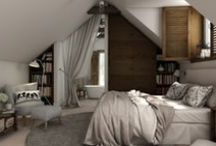 PODDASZE / attic / by Homebook.pl